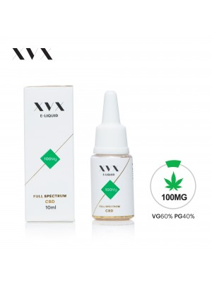 XVX CBD E Liquid / Full Spectrum / 100mg