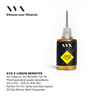 Lemon Flavour / XVX E Liquid / 0mg