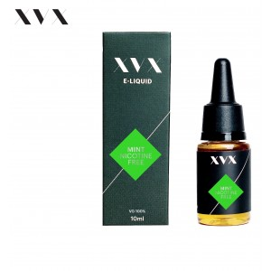 Mint Flavour / 100% VG / XVX E Liquid / 0mg