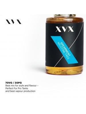Spearmint Flavour / XVX E Liquid / 0mg