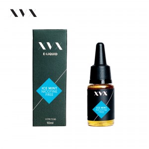 Ice Mint Flavour / XVX E Liquid / 0mg