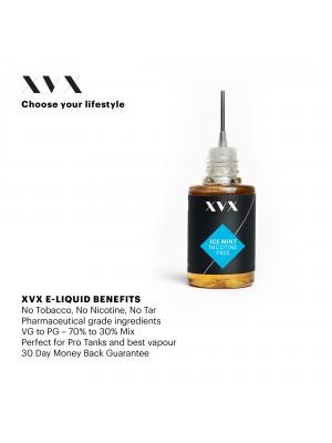 Ice Mint Flavour / XVX E Liquid / 0mg