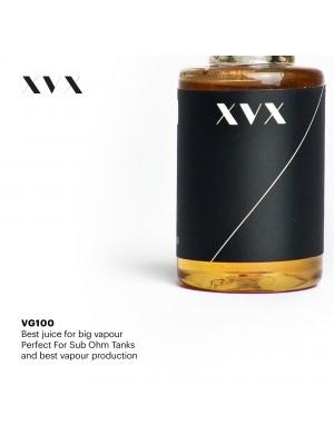 Mint Flavour / 100% VG / XVX E Liquid / 0mg