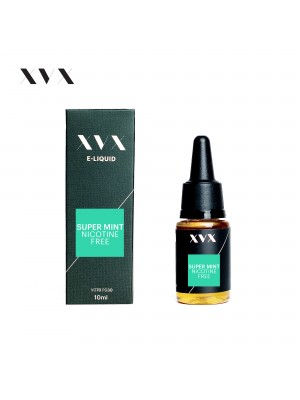 Super Mint Flavour / XVX E Liquid / 0mg
