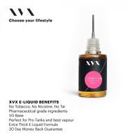 Watermelon Flavour / 100% VG / XVX E Liquid / 0mg