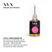 Watermelon Flavour / XVX E Liquid / 0mg