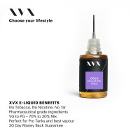 Cola Flavour / XVX E Liquid / 0mg