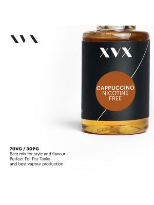 Cappuccino Flavour / XVX E Liquid / 0mg