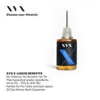 Caramel Mocha Flavour / XVX E Liquid / 0mg