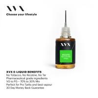 Mojito Flavour / XVX E Liquid / 0mg