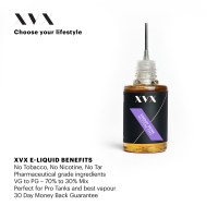 Energy Drink Flavour / XVX E Liquid / 0mg