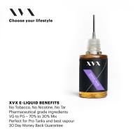Energy Drink Flavour / XVX E Liquid / 0mg