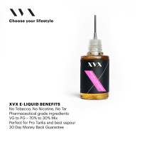 Kiwi Apple Strawberry Flavour / XVX E Liquid / 0mg