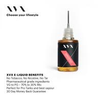 Pomegranate Flavour / XVX E Liquid / 0mg