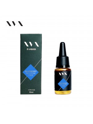 Blueberry Flavour / XVX E Liquid / 0mg