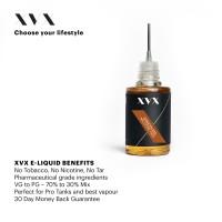 Chocolate Flavour / XVX E Liquid / 0mg