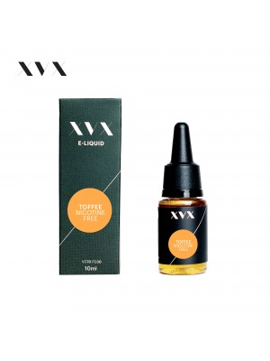 Toffee Flavour / XVX E Liquid / 0mg