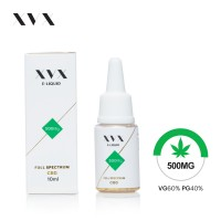 XVX CBD E Liquid / Full Spectrum / 500mg