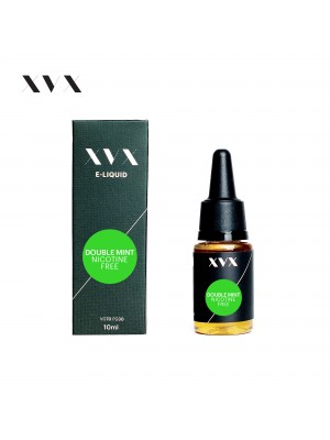 Double Mint Flavour / XVX E Liquid / 0mg