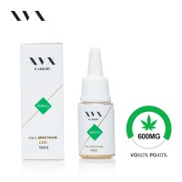 XVX CBD E Liquid / Full Spectrum / 600mg