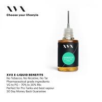 Cigarette Flavour / XVX E Liquid / 0mg