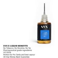 XVX E Liquid / Blackcurrant Flavour / VG100
