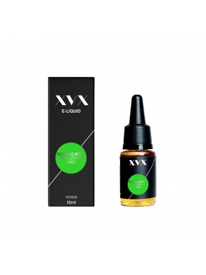 XVX E Liquid / Double Mint Flavour / VG100