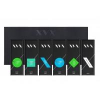 XVX E Liquid  / Mint Mix / 5 Pack / XVX E Liquid / 0mg / VG100