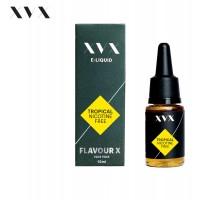 Tropical Flavour / Peach & Mango / Flavour X / XVX E Liquid / 0mg