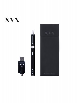 XVX NANO Starter Kit / X EDITION / VG100 Strawberry