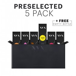PRESELECTED 5 PACKS (8)