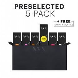 PRESELECTED 5 PACKS (8)