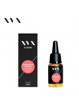 XVX E Liquid / Cinnamon Cream Flavour