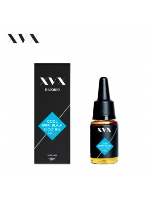 XVX E Liquid / Cool Mint Blast Flavour