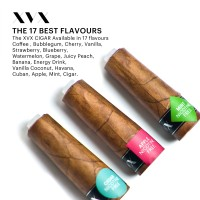 Blueberry Flavour / XVX CIGAR Refill