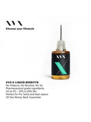 Kiwi Watermelon Melon Flavour / Flavour X / XVX E Liquid / 0mg
