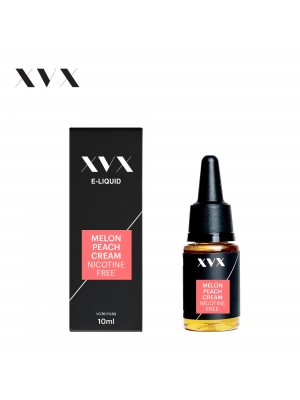 XVX E Liquid / Melon Peach Cream Flavour