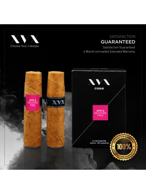 XVX CIGAR Refill / SOFT TIP / BITEABLE / Havana Cigar Flavour