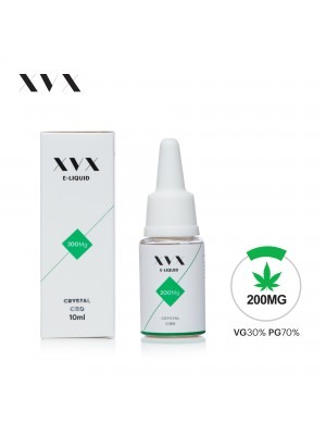 XVX CBD E Liquid / Crystal / 200mg