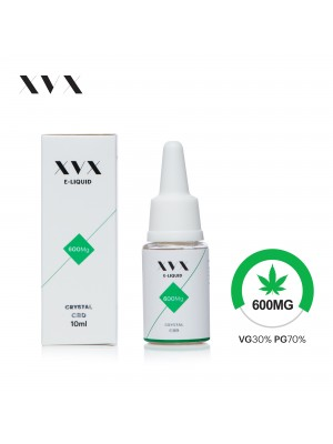 XVX CBD E Liquid / Crystal / 600mg