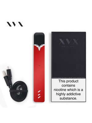 XVX NANO POD v3 / RED / Cotton Edition