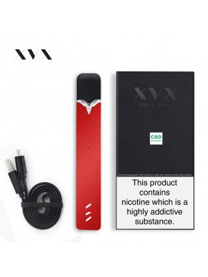 XVX NANO POD v3 / RED / CBD Edition