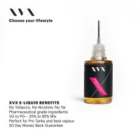 Watermelon Fresh Twist Flavour / Flavour X / XVX E Liquid / 0mg